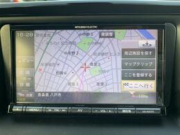 【三菱メモリーナビ】NR-MZ005
