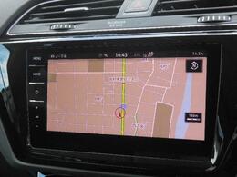 Volkswagen純正インフォテイメントシステムDiscover Proがさらに機能アップ。9.2インチ大型全面タッチスクリーン。テレマティクス機能Guide  Informやコネクティビティ機能A