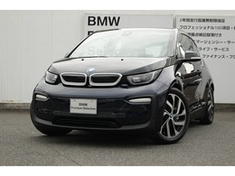 BMW i3 スイート レンジエクステンダー装備車 デモカー レザーシート