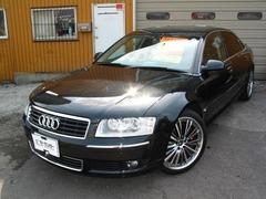 アウディ A8 の中古車 L 4.2 クワトロ 4WD 北海道札幌市手稲区 108.0万円