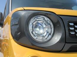 【LEDヘッドランプ】ヘッドランプにLEDを採用!明度・照射範囲共にディスチャージランプと同等ながら、より省電力で長寿命になりました☆