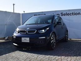 BMW i3 スイート レンジエクステンダー装備車 黒革 ACC 純正ナビ Bカメラ 衝突軽減B 19AW