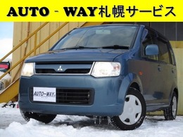 三菱 eKワゴン 660 M 4WD 走行6万K・シートH・エンスタ
