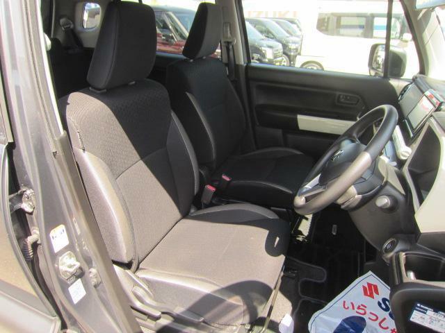 座り心地の良い大きめなシートで快適なドライブが満喫できます!