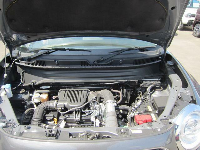 1.0L直噴ターボならではの力強い加速性能。燃費も抑えたエコな車【ブースタージェットエンジン】搭載。コンディションなどくわしくはスタッフへおたずねください!