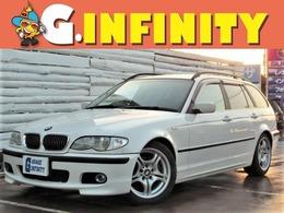 BMW 3シリーズツーリング 325i /後期型/Mスポ仕様/Mスポ17AW/HDDナビ/ETC