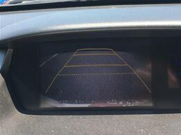 便利なバックモニターで安全確認もできます。駐車が苦手な方にもオススメな便利機能です。