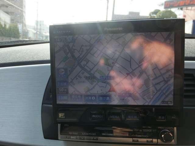 HDDナビ!フルセグTV(走行中映ります)!