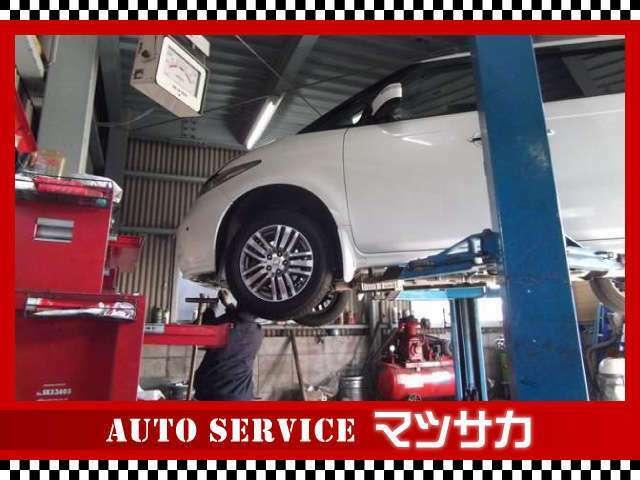 車検・整備などお車に関すること全てお任せください♪