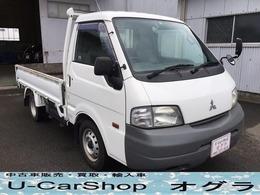 三菱 デリカトラック 1.8 DX エアコン パワステ 走行距離82827km