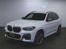 BMW X3 M40d ディーゼルターボ 4WD