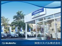 新車、サービス工場併設の大型店舗です。幅広く何でもご相談くださいませ!
