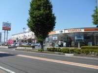 トヨタカローラ神奈川 綾瀬マイカーセンター