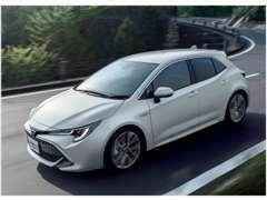 新型車はトヨタカローラ神奈川におまかせ♪