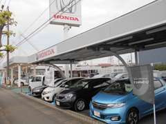 国道129号線の田村十字路から平塚方面へ車で3分です。