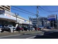 トヨタモビリティ神奈川(旧ネッツトヨタ横浜) 港北店