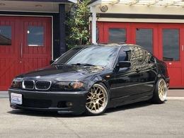 BMW 3シリーズ 330i Mスポーツパッケージ 車高調 社外マフラー BBS鍛造アルミ