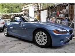 BMW Z4 ロードスター2.2i 正規ディーラー車