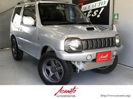 マツダ AZ-オフロード 660 XC 4WD リフトアップ マッドタイヤ