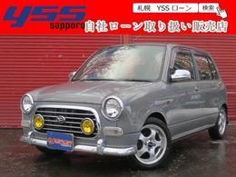 ダイハツ ミラジーノ 660 ミニライトスペシャル 4WD ローダウン シート張替済 全塗装済