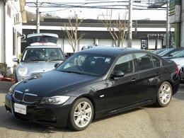 BMW 3シリーズ 323i Mスポーツパッケージ 純正フルエアロ ミラーETC ディーラー車