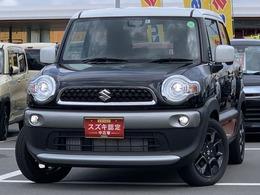 スズキ クロスビー 1.0 ハイブリッド MX スズキ セーフティ サポートパッケージ装着車 4WD 全周囲カメラ LEDヘッドランプ