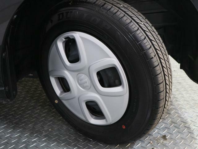 タイヤ溝、ご確認ください。