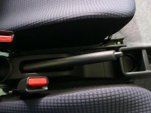 室内のいたるところに配置された、充実のポケッテリア。あると便利な気配り装備が満載です。