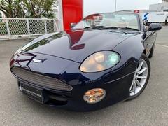 アストンマーティン DB7ヴォランテ の中古車 ヴァンテージ 福岡県福岡市東区 678.0万円