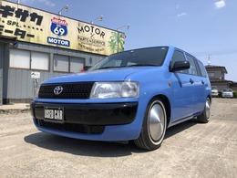 トヨタ プロボックスバン 1.3 DX 新品車高調 ムーンディスク リボンタイヤ