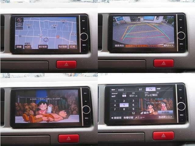 純正HDDカーナビ!バックカメラ!DVD再生!Bluetooth!