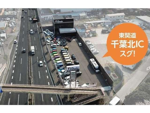 東関東自動車道 千葉北ICすぐそば R16沿いにございます。 全国納車も多数の実績がございます。お問合せお待ちしております。instagram 310_AUTO