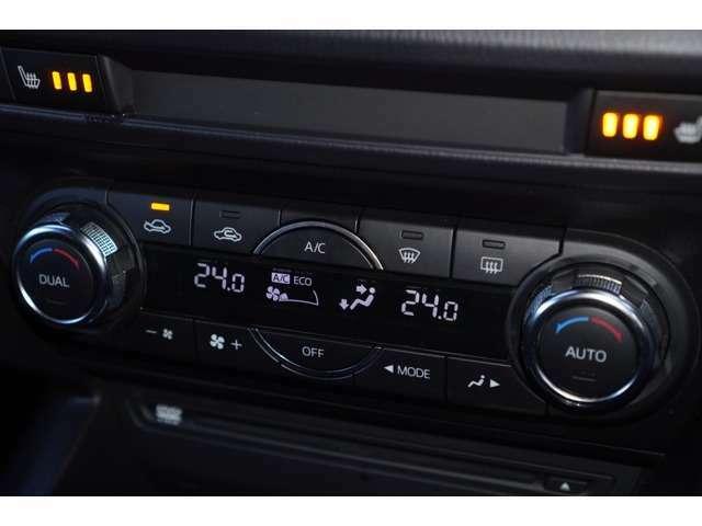 Bプラン画像:【オートエアコン】【シートヒーター】が装備されております。大変便利な機能でございます♪