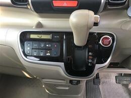 オートエアコンで自動で温度を調節してくれます♪ プッシュスタートは鍵を取り出さなくても始動が可能です!