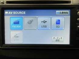 USB端子も装着しております。