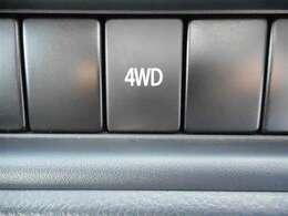 【4WD】ぬかるんだ畑や山道でもとっても頼りになる一台ですよ!