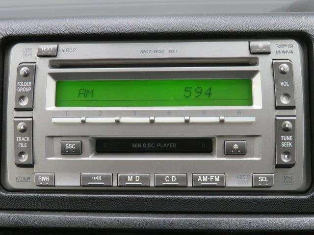 ラジオを装備しているので使い勝手良好、簡単操作でラジオが聴けちゃいますよ。 ラジオがあるのと無いのとでは大違いですよね。