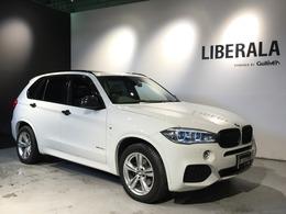 BMW X5 xドライブ 35d Mスポーツ 4WD セレクトPKG サンルーフ シートヒーター