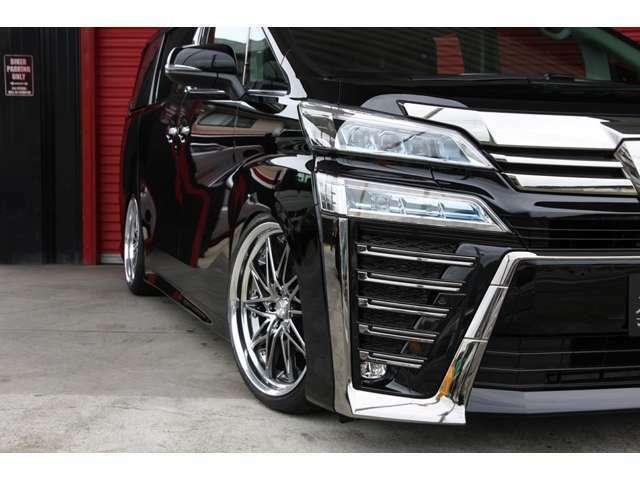 新車車輌&カスタム費総額から約70万の値引きとなっております!お得なコンプリート車両となります!またエアサス公認車輌などもご提供できます!車検も新規整備付き!お気軽にスタッフまでご連絡下さい!