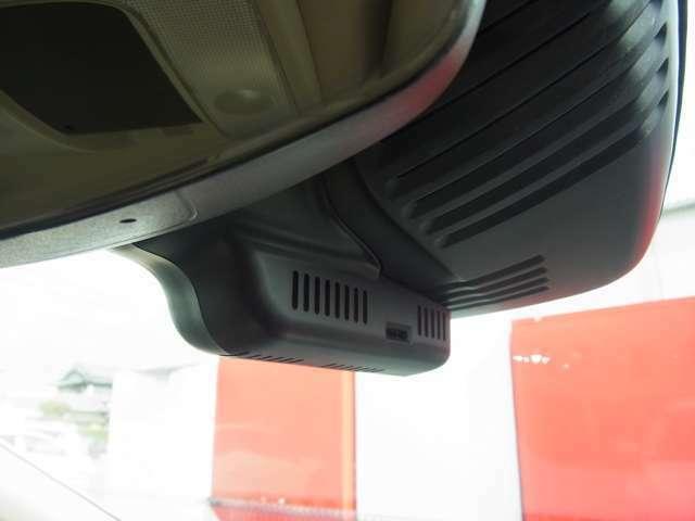 ボルボ純正ドライブレコーダー(スマートフォン連携機能)