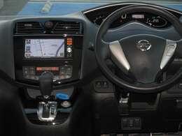ハンドルに付いているスイッチにはクルーズコントロールの操作スイッチがございますので、ドライブの合間でもお気軽に扱うことができます。