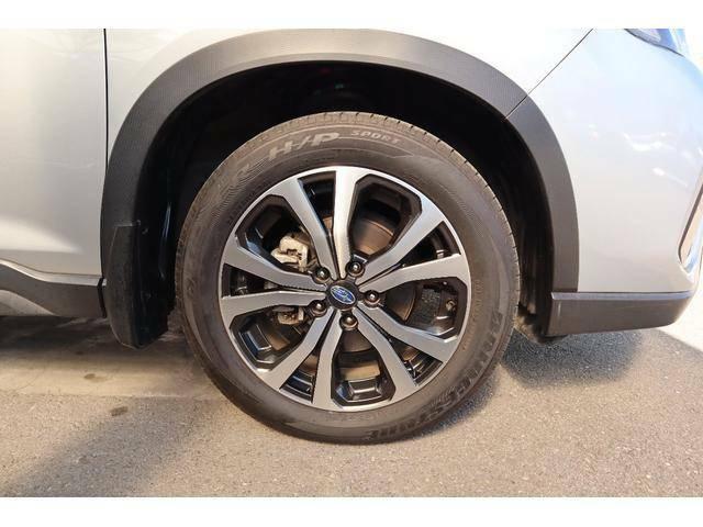 18インチアルミ225/55R18サイズのサマータイヤ