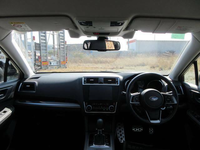 視界が広く、安心して運転できますよ☆