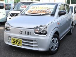 スズキ アルト 660 L スズキ セーフティ サポート装着車 新車保証付き ポリマー施工済 純正CD付