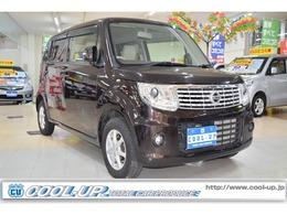 日産 モコ 660 ドルチェ X FOUR 4WD 社外SDナビテレビ インテリジェントキー