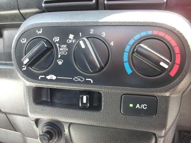 エアコン装着車