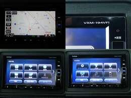 ホンダ純正Gathersメモリナビ「VXM-194VFi」を装備しております。道を覚えるのが苦手な人も安心して下さい☆