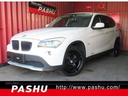 BMW X1 xドライブ 20i xライン 4WD HDDナビTVモニタB本革マッドブラックSP18AW