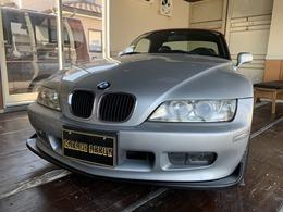 BMW Z3 ロードスター AT左ハンドル US新車並行