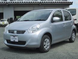 トヨタ パッソ 1.0 X 4WD キーレス